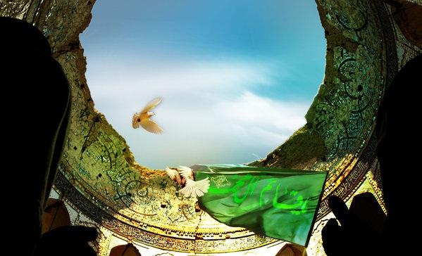 سامراء ( تصاویر مرقد مطهر امام هادی (ع) و امام حسن عسگری ( ع) )