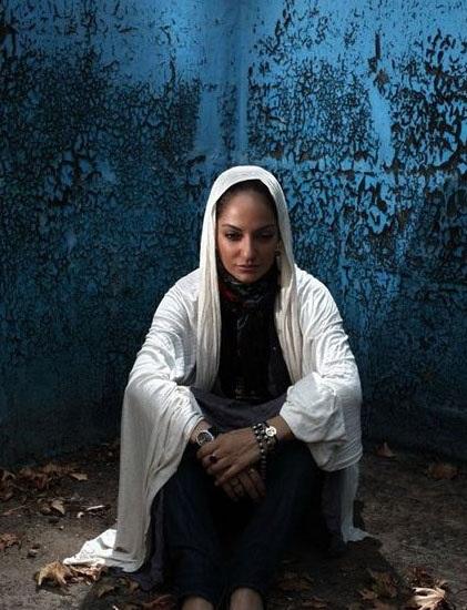 عکس مهناز افشار در استخر -18